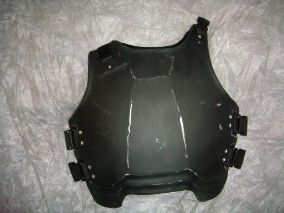 spatcave black marine armor