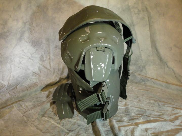 spatcave dark green marine armor
