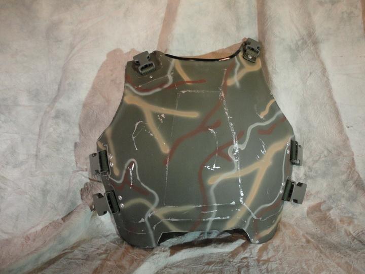 spatcave spataflage marine armor